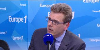 """Europe 1: """"La France est à la croisée des chemins"""""""