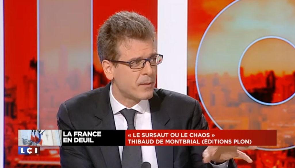 """LCI: """"Attaques de Paris: Interview de Maître de Montbrial"""""""