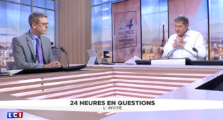 "LCI: ""L'invité de 24h en questions"""