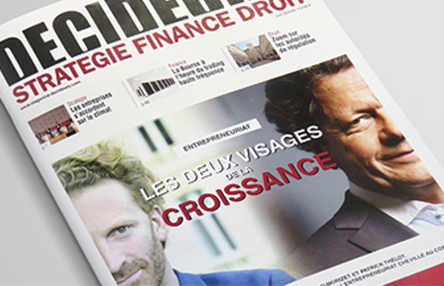 "DECIDEURS MAGAZINES: ""MI2AVOCATS parmi les ""derniers-nés"" remarqués 1er juillet 2017″"