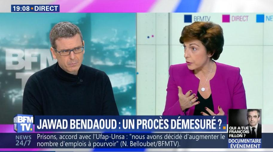 """You are currently viewing BFM TV: """"Jawad Bendaoud: Peut-on parler d'un procès démesuré?"""""""