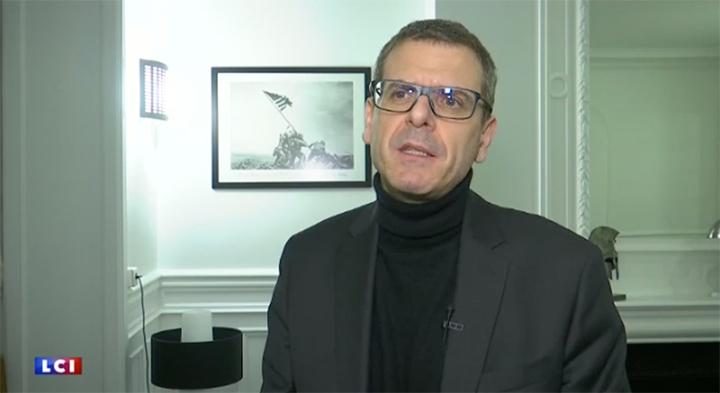 """Christophe Dettinger condamné à un an ferme: """"Quand je me vois taper ce gendarme au sol, j'ai honte de moi"""""""