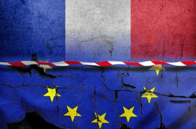 Drapeaux France et Europe