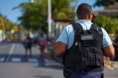 Gendarme Mayotte